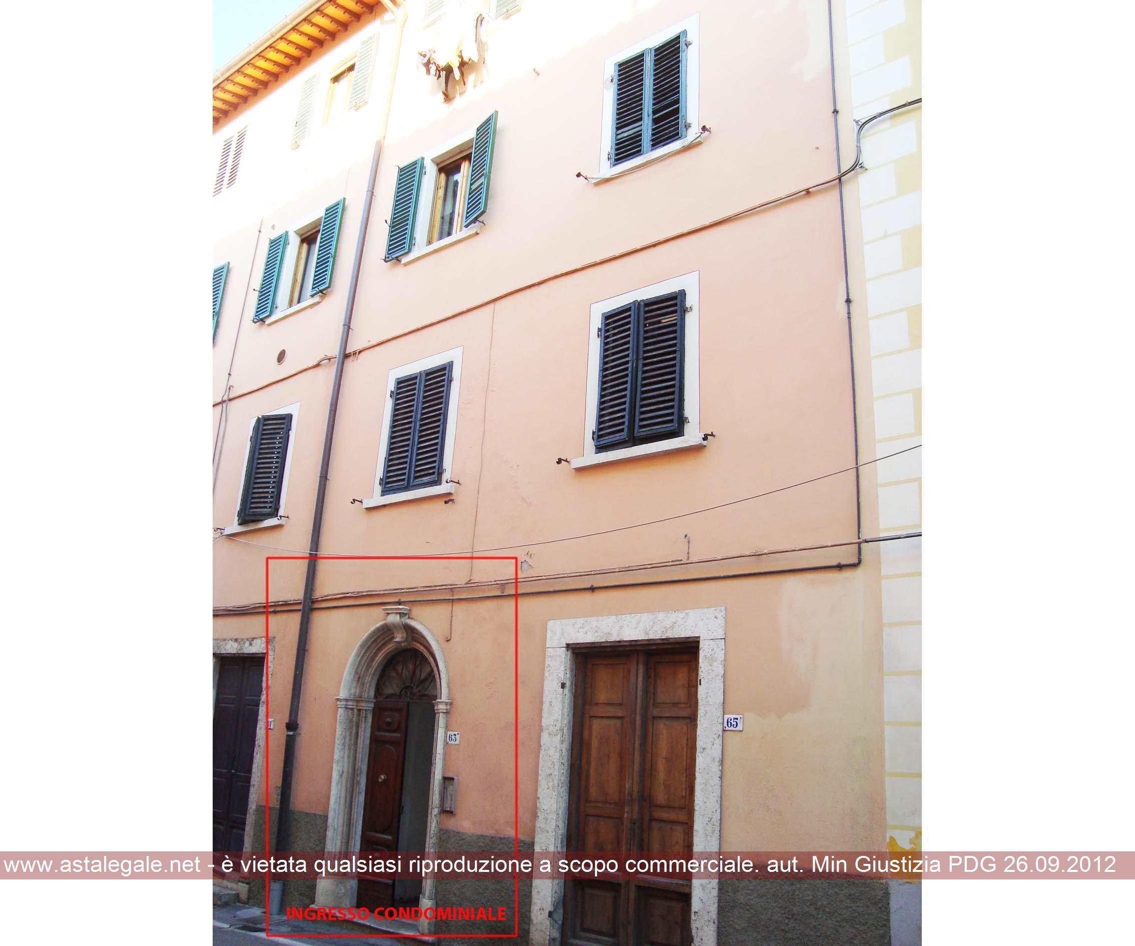 Poggibonsi (SI) Frazione Staggia Senese, Via Romana 63