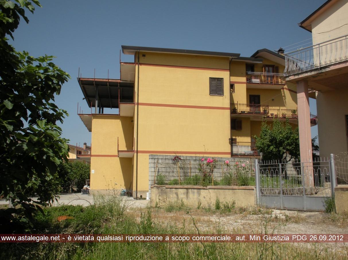 Montemiletto (AV) Via Francesco di Benedetto snc
