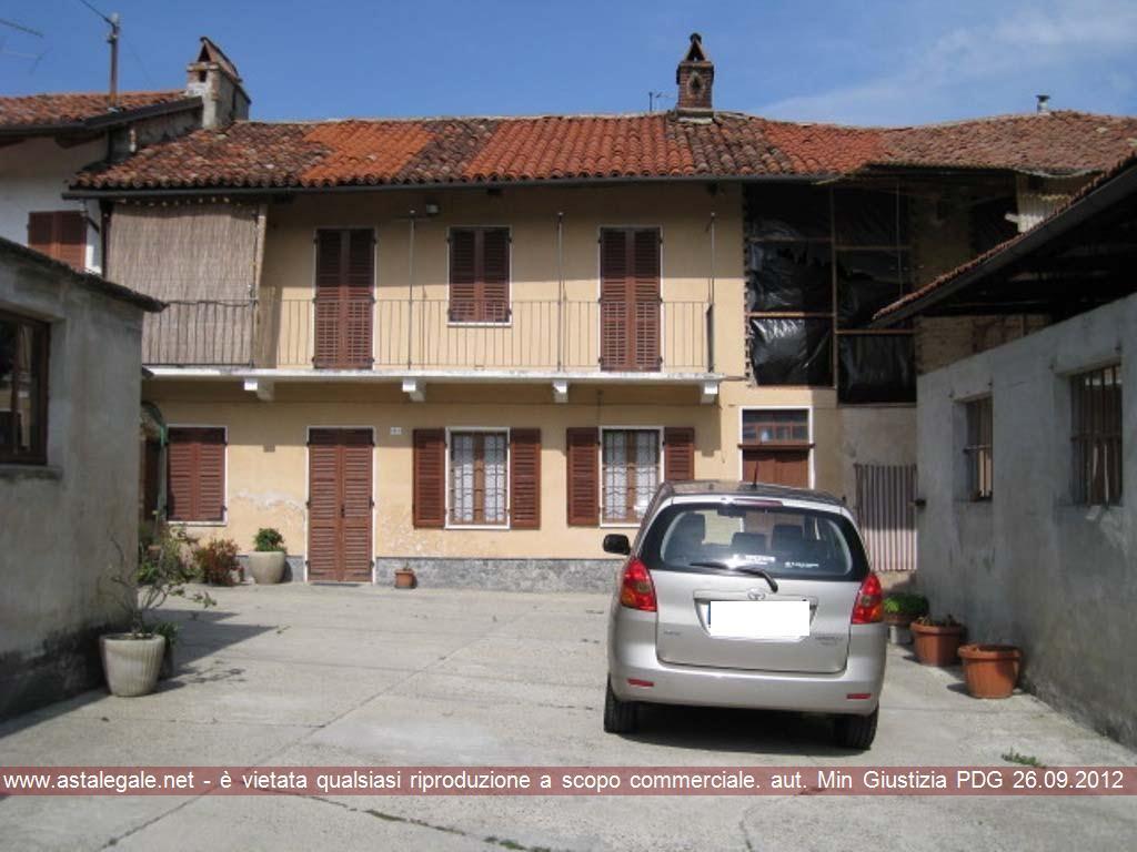 Verrua Savoia (TO) Localita' Cascine