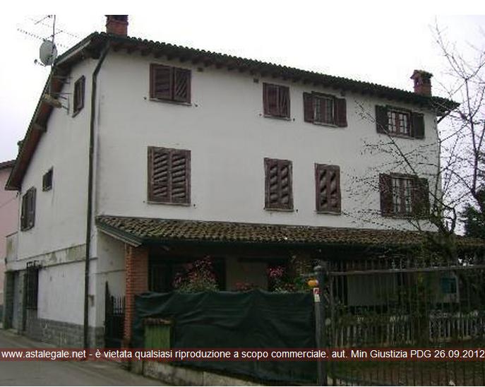 Badia Pavese (PV) Via Cantone di Sopra ora via Monticelli 2