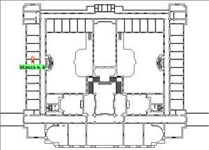 Anteprima foto Piano 1 Corpo centrale Stanza 6