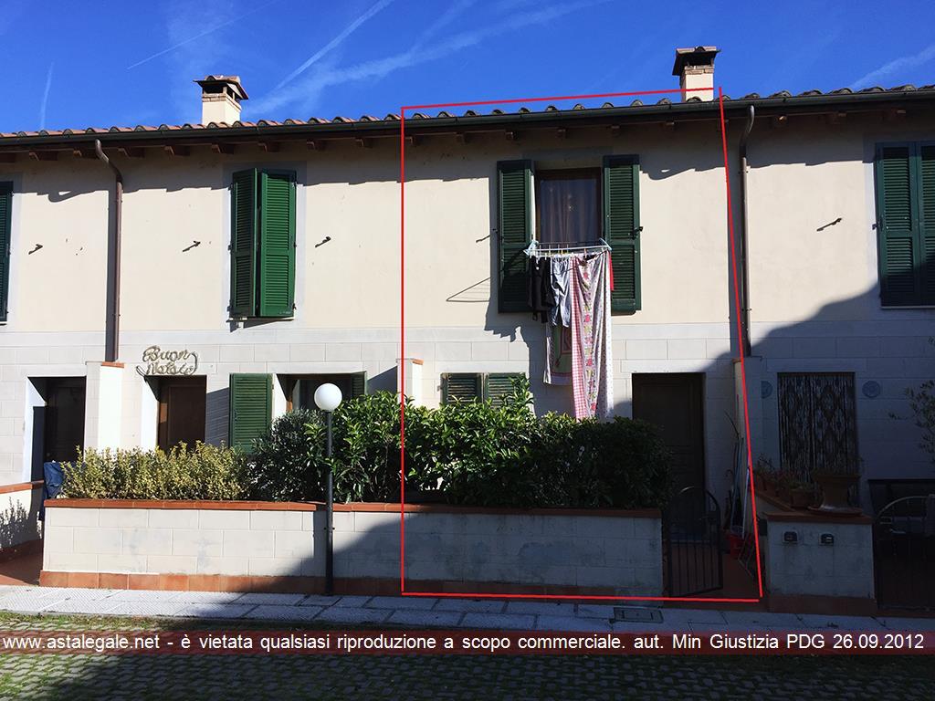 Montalcino (SI) Frazione Torrenieri, VIale Bindo Crocchi n. 75
