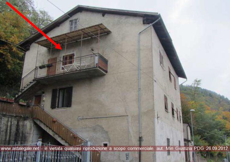 Pergine Valsugana (TN) Frazione Masetti - Via Per Zava 6