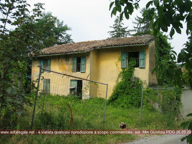 Salsomaggiore Terme (PR) Localita' Contignaco di Montecucco 165-166