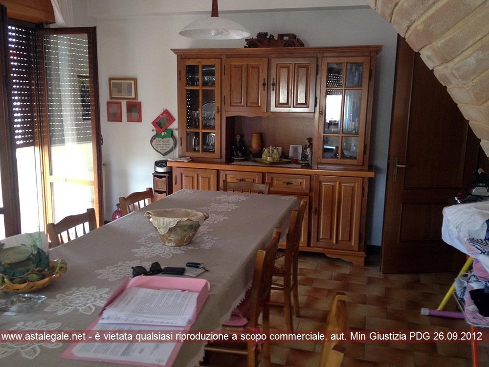 Marciano Della Chiana (AR) Frazione Cesa - Via G. Pascoli 13