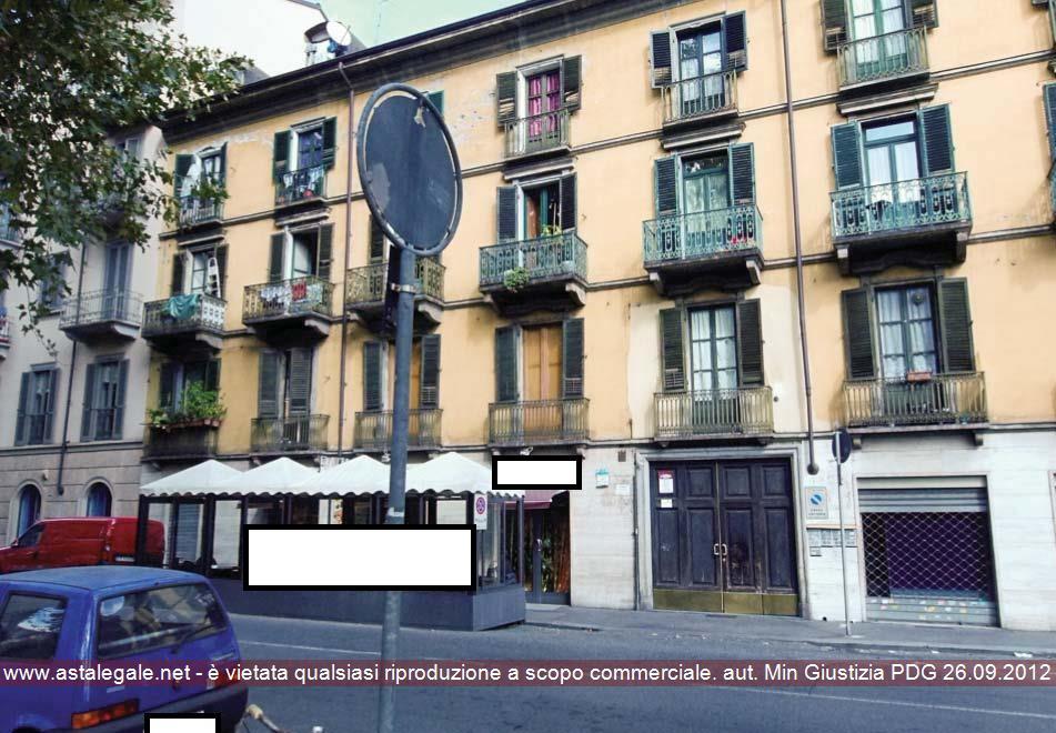 Torino (TO) Lungo Dora NAPOLI 50 (già Corso Napoli n. 30)