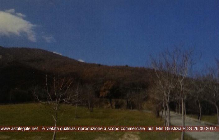 Spello (PG) Localita' San Giovanni  - La Roccaccia - Ruito