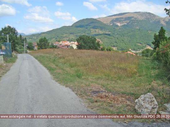 Isernia (IS) Zona Colle Vavuso