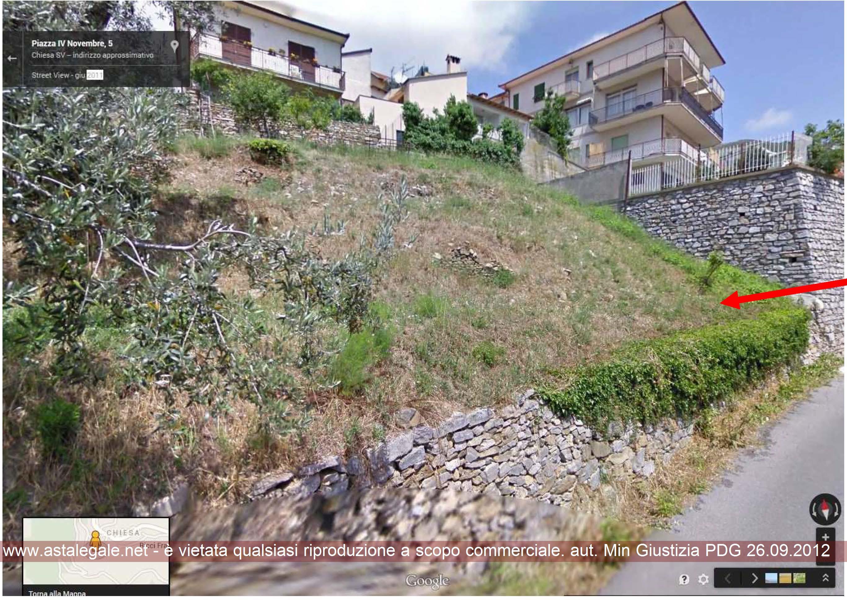 Arnasco (SV) Via XXI Aprile