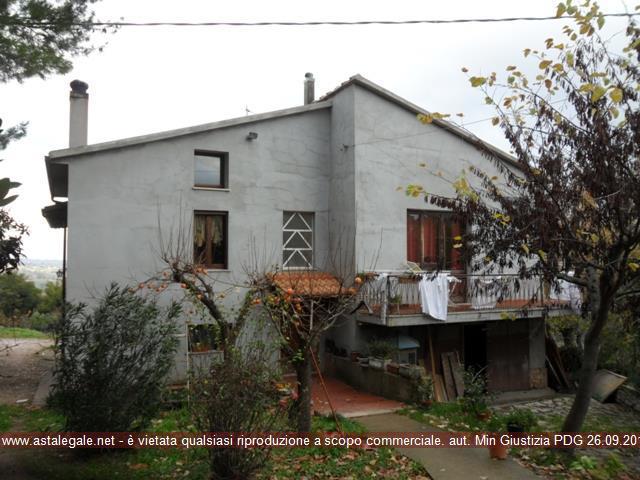 Giano Dell'umbria (PG) Localita' Montecchio