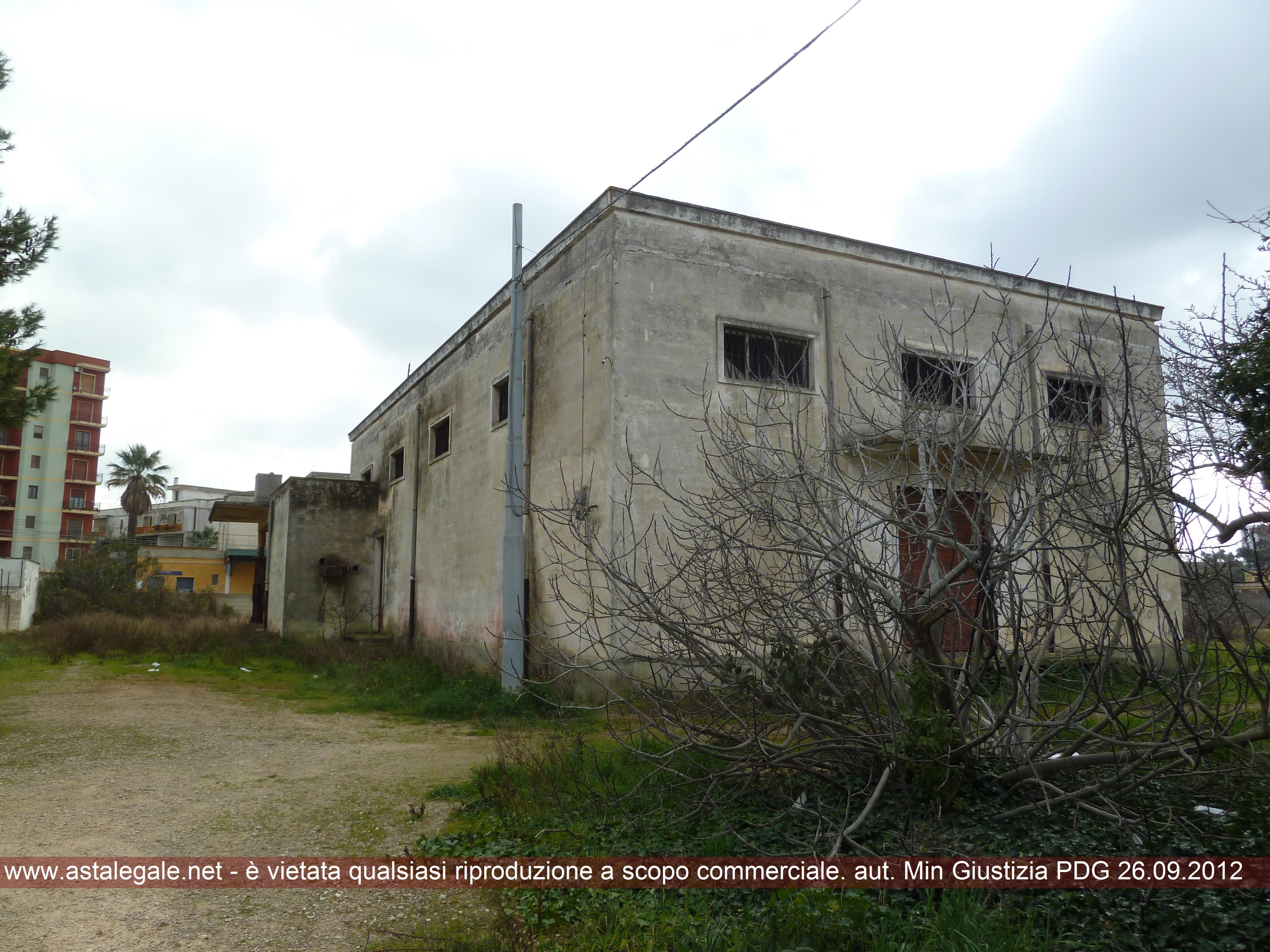 Mesagne (BR) Via SAN  TOMMASO  D'AQUINO