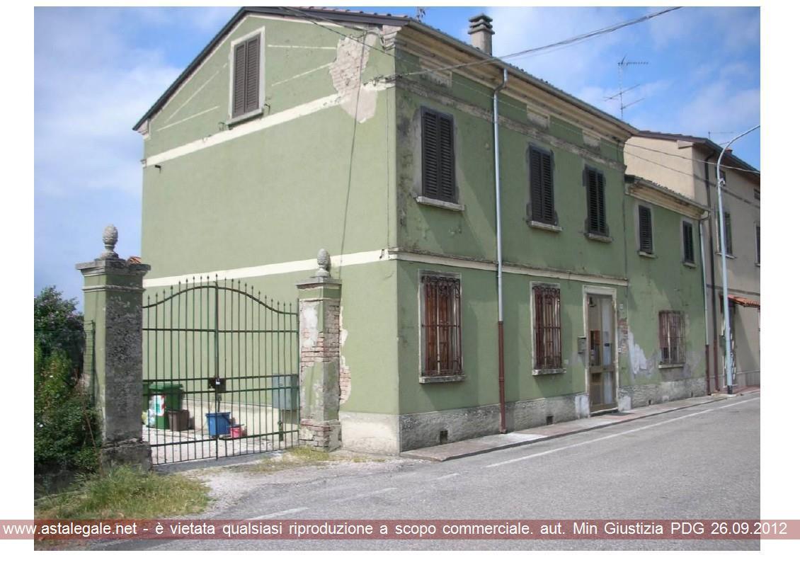 Borgofranco Sul Po (MN) Frazione Bonizzo, Via I. Bardini  12