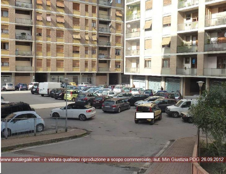 Perugia (PG) Piazzale Giotto 3