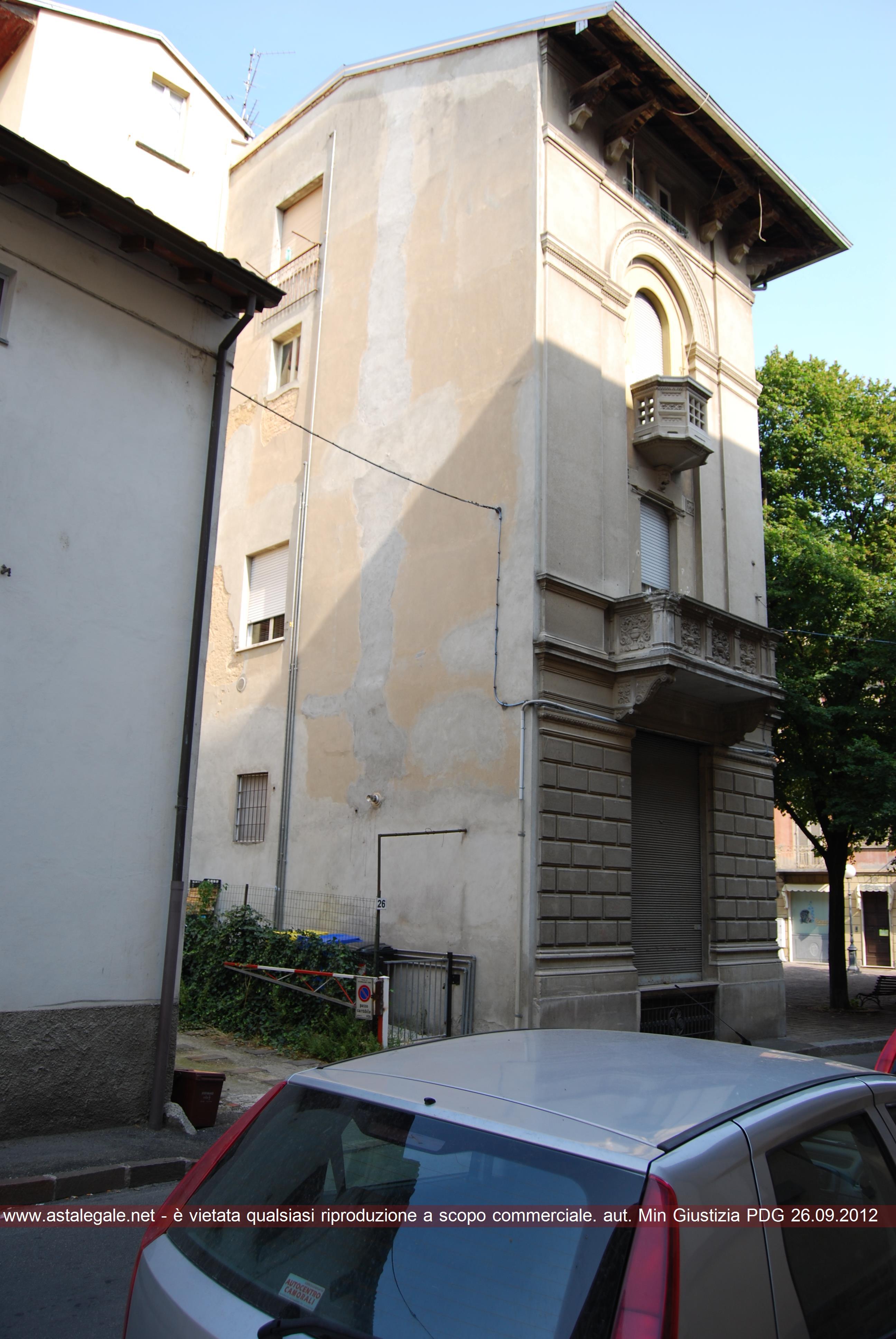 Salsomaggiore Terme (PR) Piazza Brugnola 3/A e 3/B