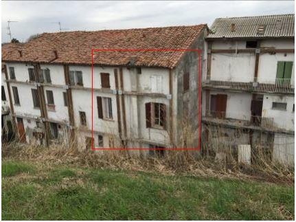Moglia (MN) Frazione Bondanello, Piazza Cesare Battisti 105