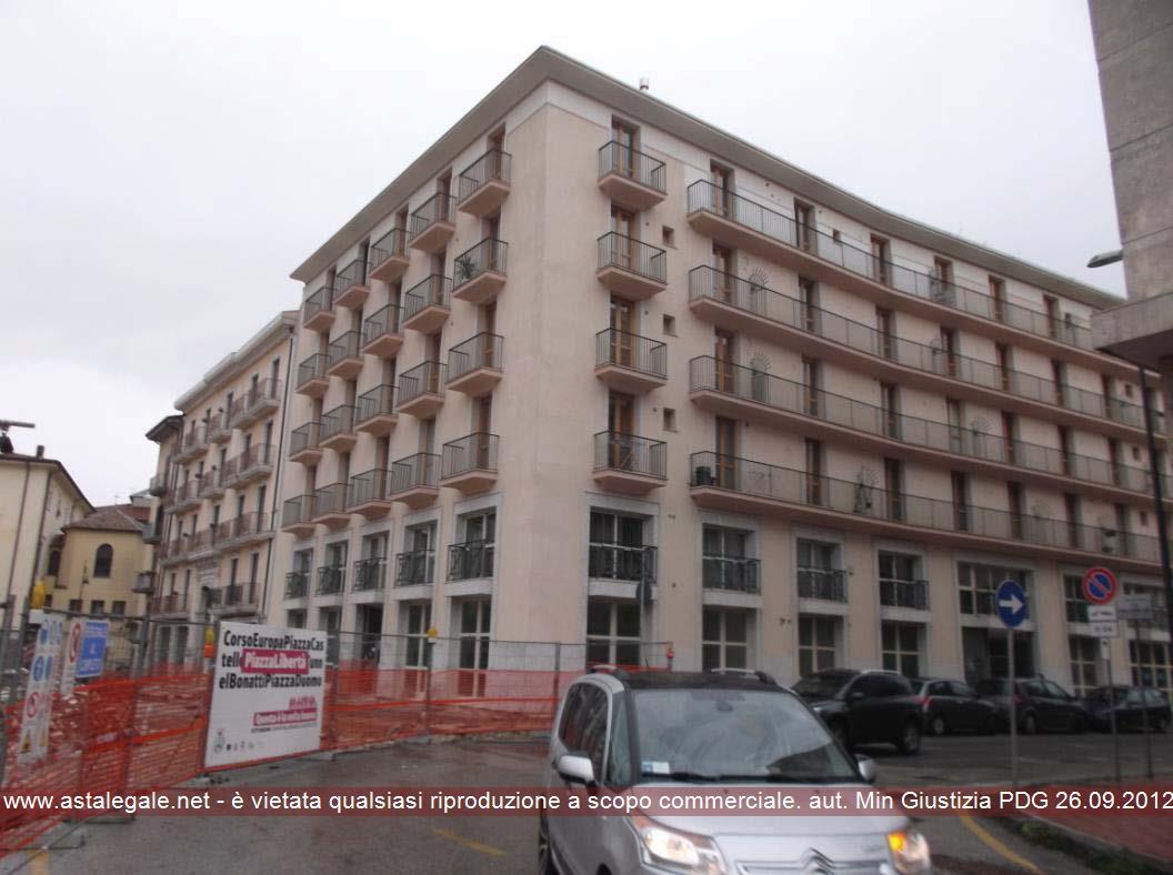 Avellino (AV) Piazza Libertà (angolo Via Generale Cascino)