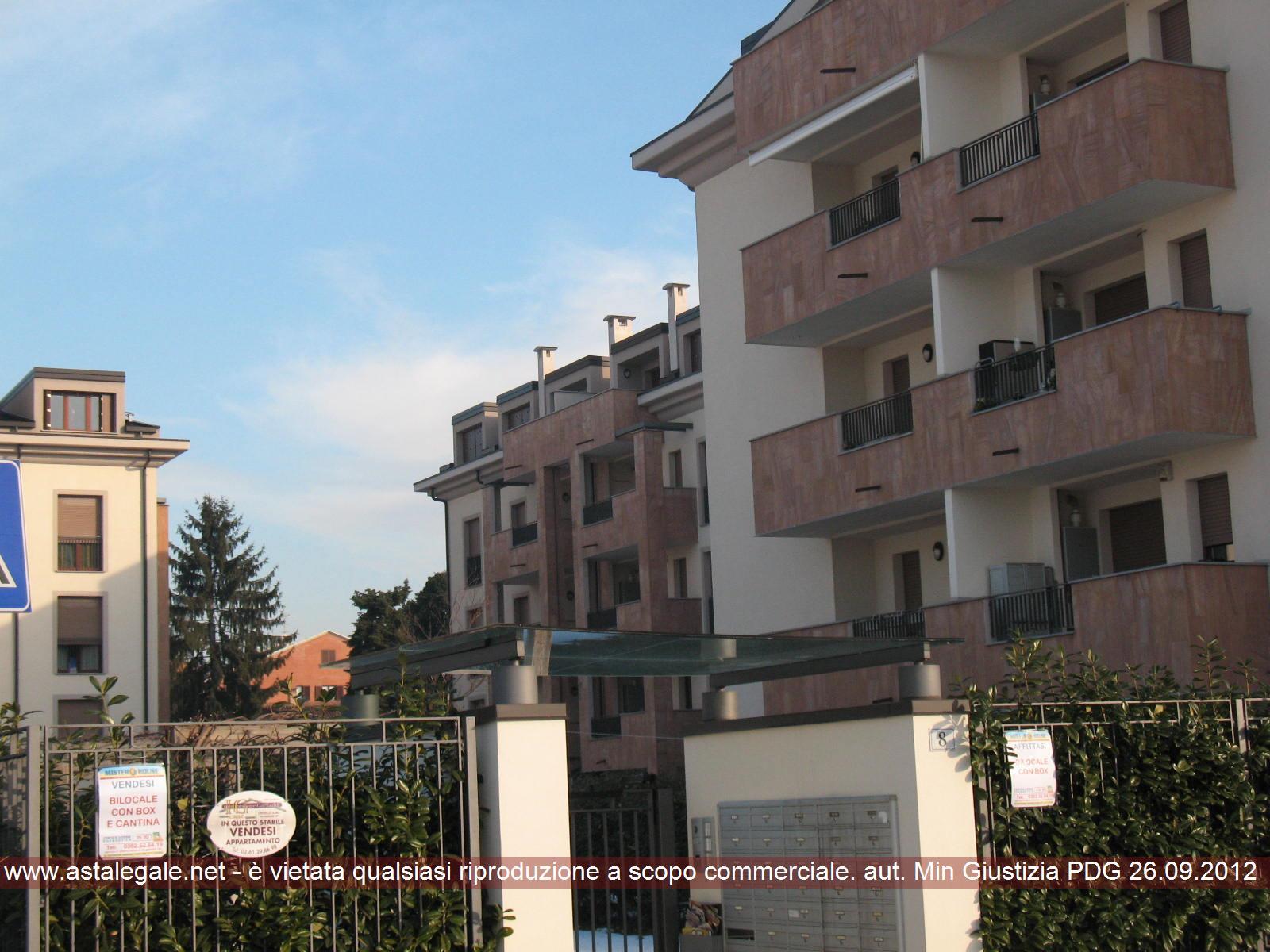 Cesano Maderno (MB) Frazione Cassina Savina Via S. Pertini n. 8/Via San Bernardo