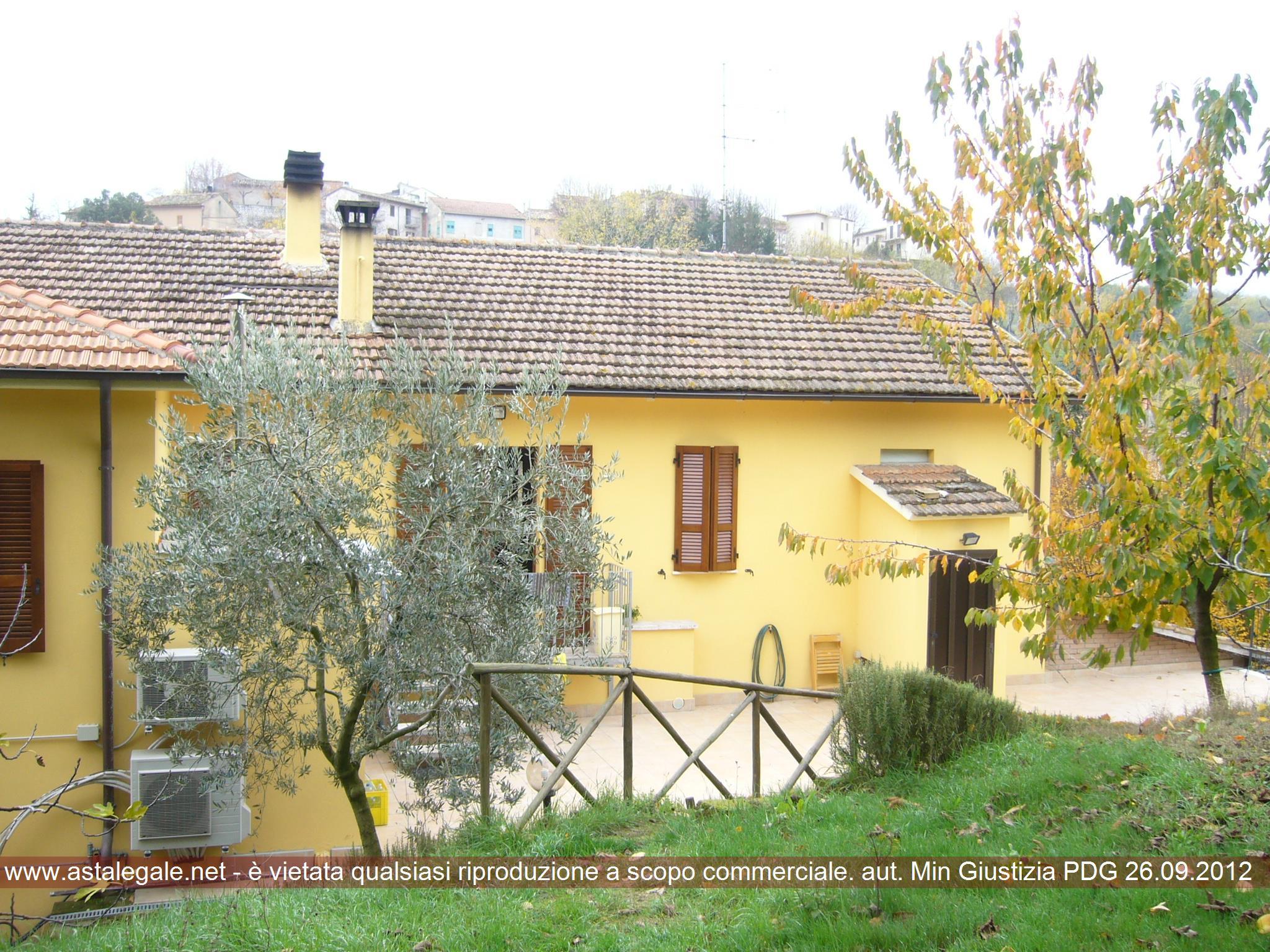 Isola Del Piano (PU) Via Scotaneto 23