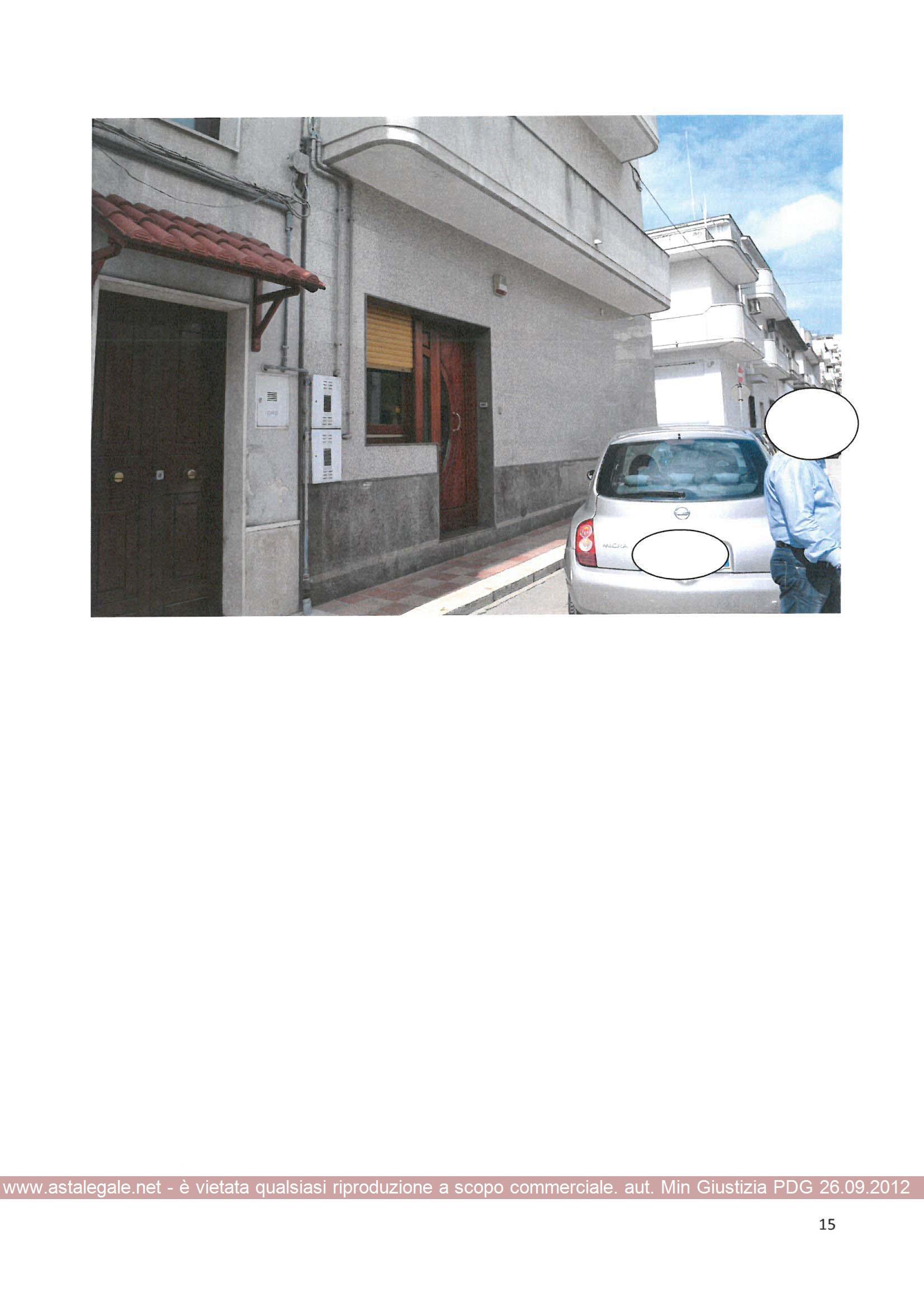 Carovigno (BR) Via Alcide De Gasperi angolo via Grieco 64