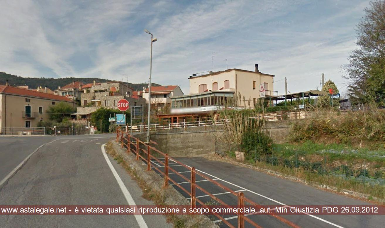 Noli (SV) Localita' Calcagni - frazione Voze