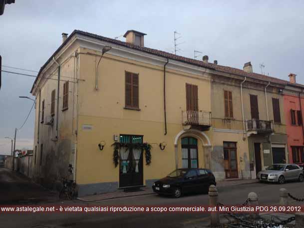 Pieve Del Cairo (PV) Via Roma 99