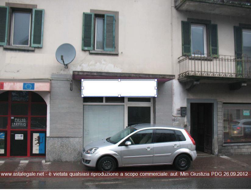 Teglio (SO) Frazione Tresenda, Via Nazionale  snc