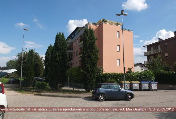 Perugia (PG) Localita' Ponte Pattoli  - Via Roberto Ardigò  23