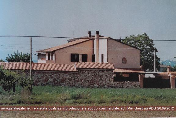 Deruta (PG) Via Fraz. San Nicolò di Celle, Strada Vicinale San Filippo 6