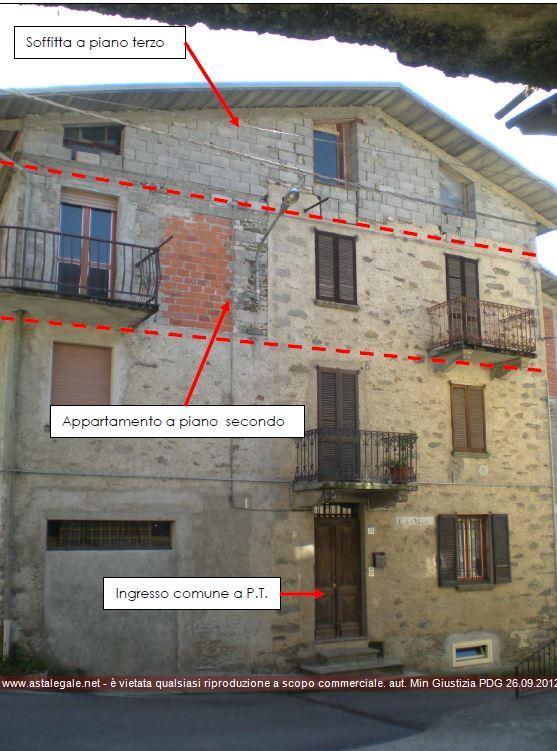 Faedo Valtellino (SO) Via San Carlo 23