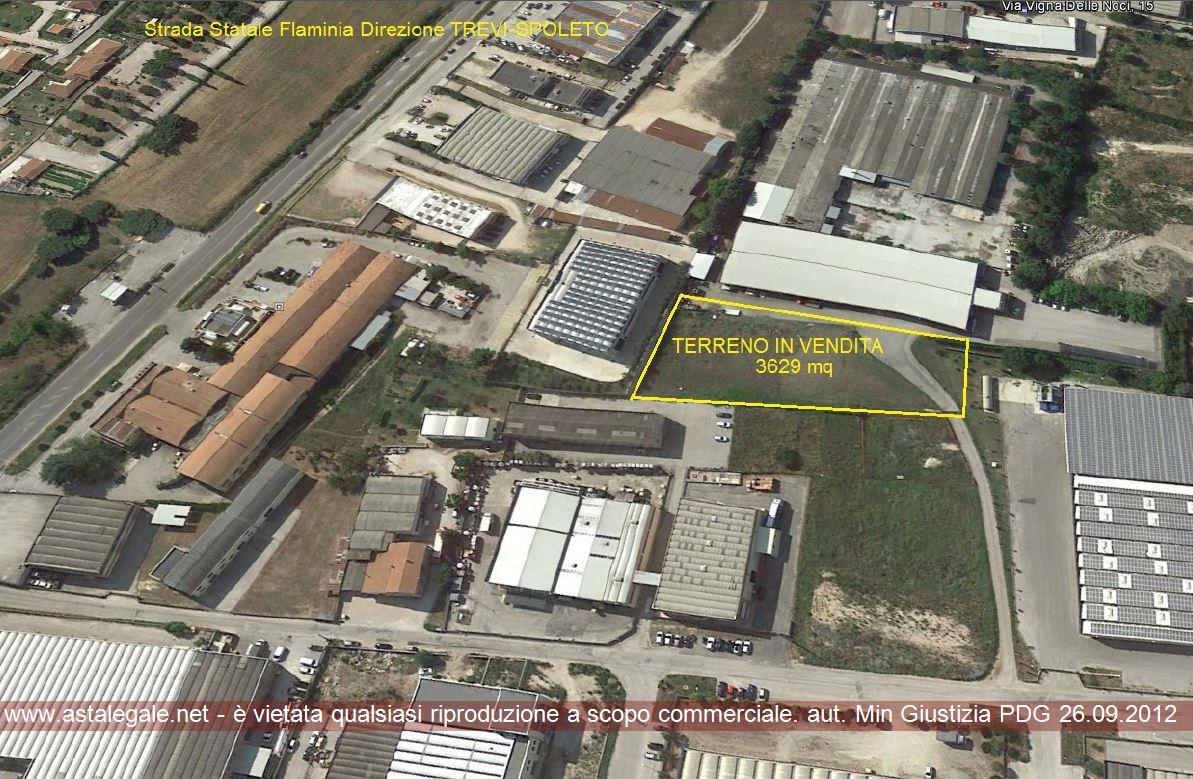 Trevi (PG) Zona Industriale Torre Matigge