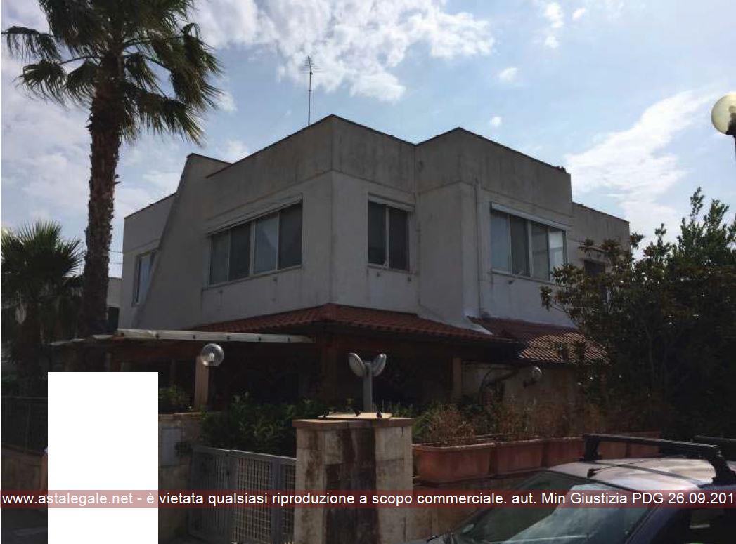 Carovigno (BR) Localita' Santa Sabina - c.da Morelli SNC