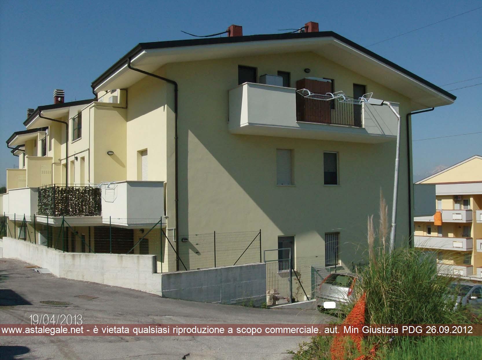 San Giovanni Teatino (CH) Via Belvedere
