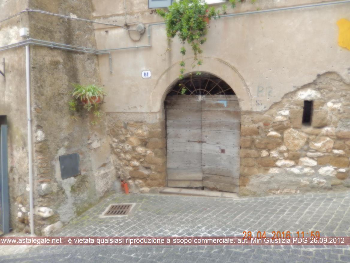 Cori (LT) Via Pelasga 61
