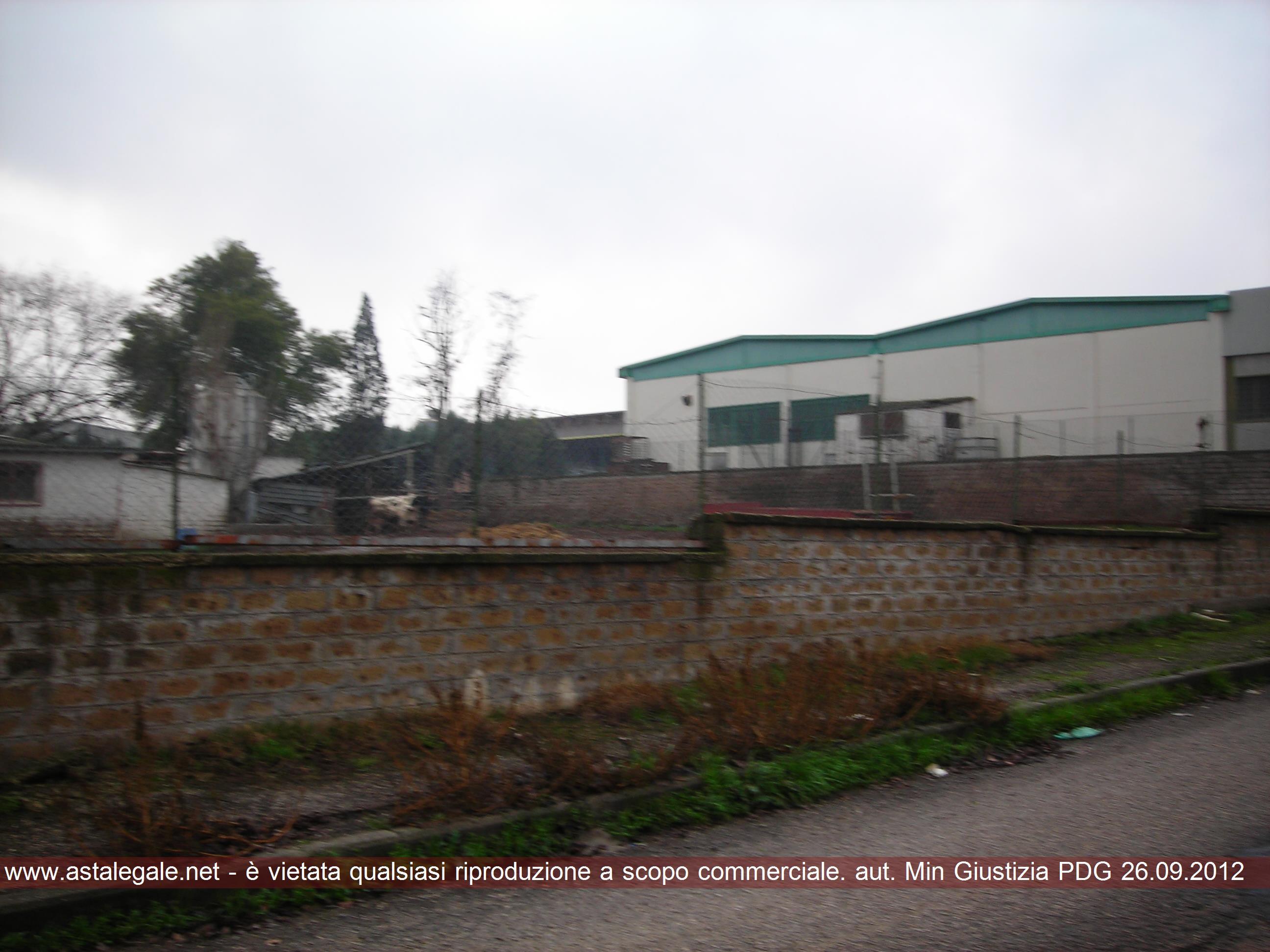Civita Castellana (VT) Localita' Prataroni