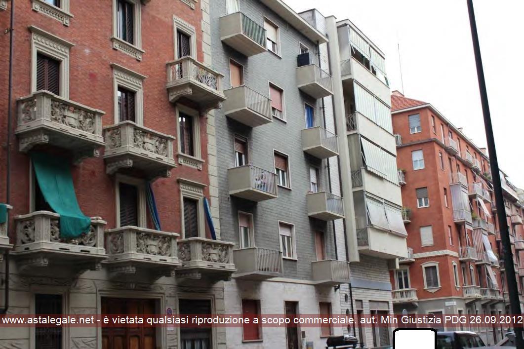 Torino (TO) Via MONTE NERO 5 bis