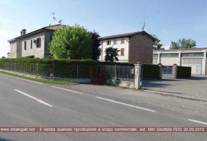 San Giorgio Piacentino (PC) Frazione Godi, via Ducale snc