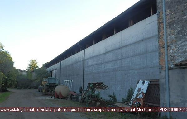 Zevio (VR) Frazione Santa Maria, Via Fenil Nuovo