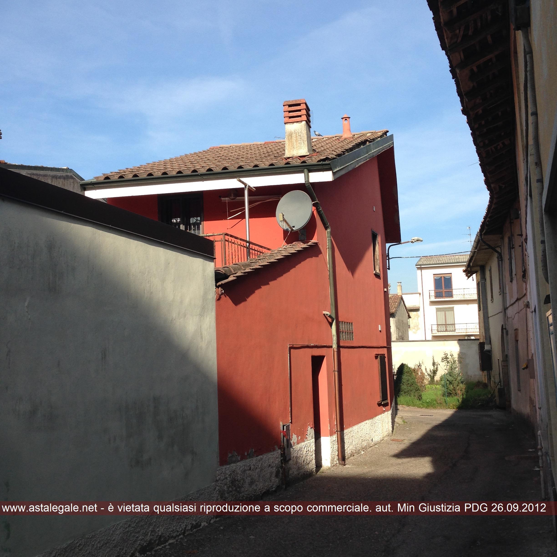 Crespiatica (LO) Via Roma  4