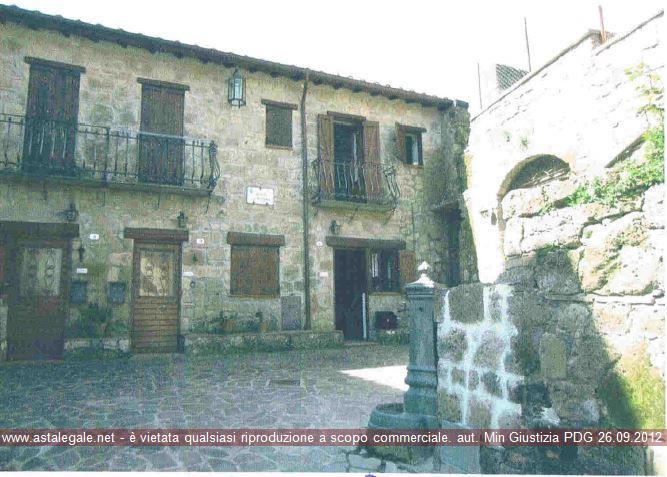 Piansano (VT) Via Valleforma 10