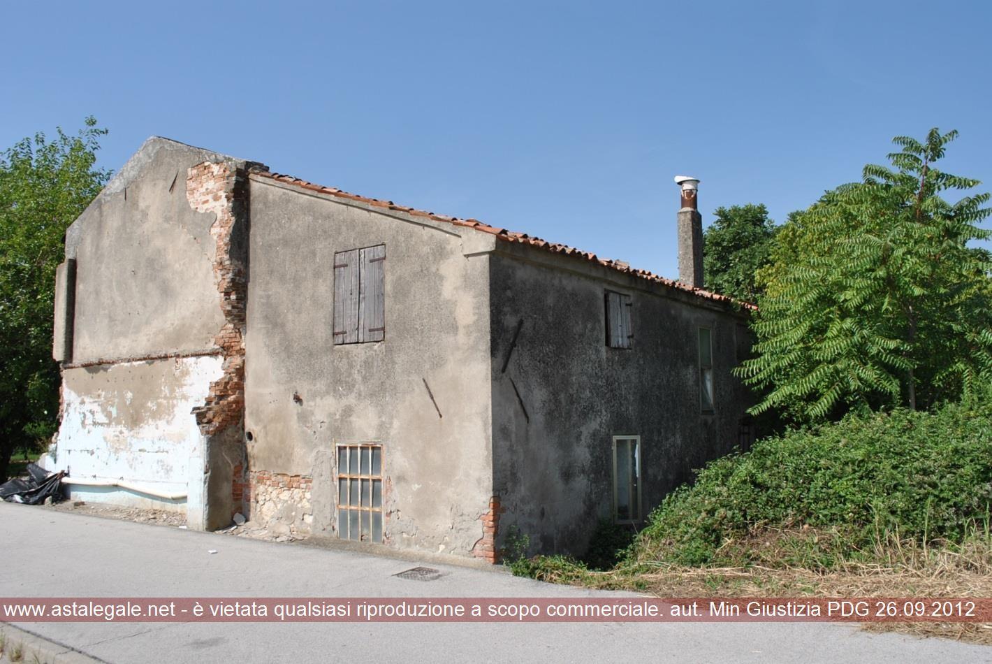 Asigliano Veneto (VI) Via Ca' d'Oro snc