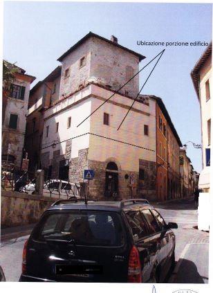 Spoleto (PG) Via PIERLEONE 3