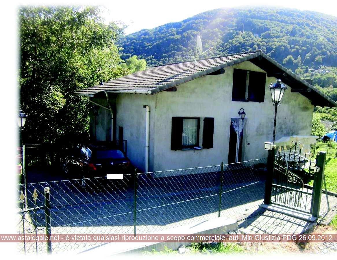 Schignano (CO) Frazione Perla - Via Rosa del Sasso 33