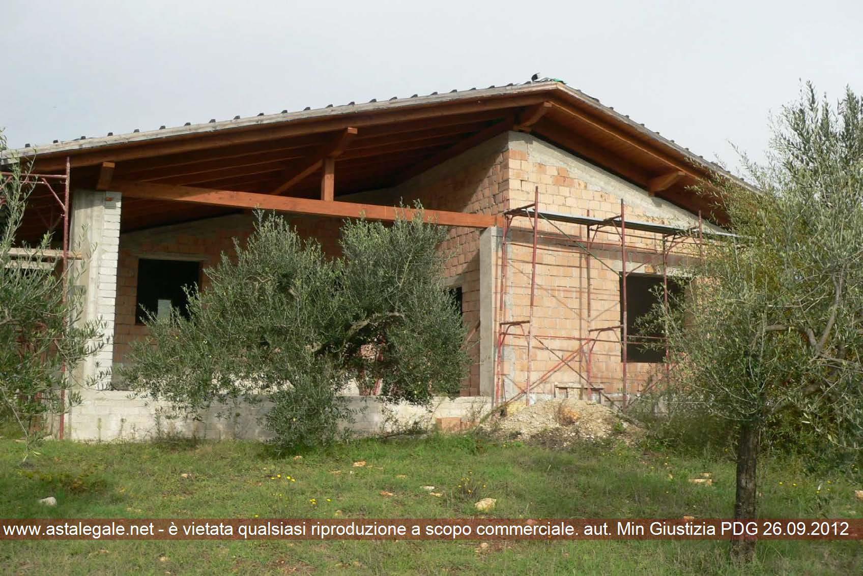 Montaquila (IS) Localita' Roccaravindola