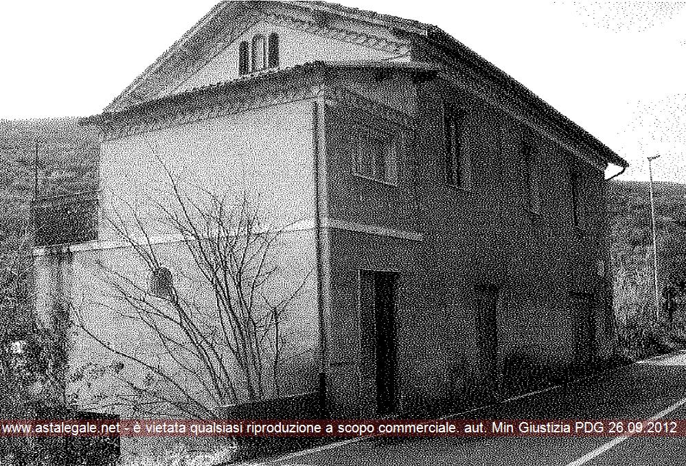 Chiusanico (IM) Via Nazionale (lungo la Strada Provinciale s.p.28 all'altezza del bivio con la strada provinciale s.p.29)