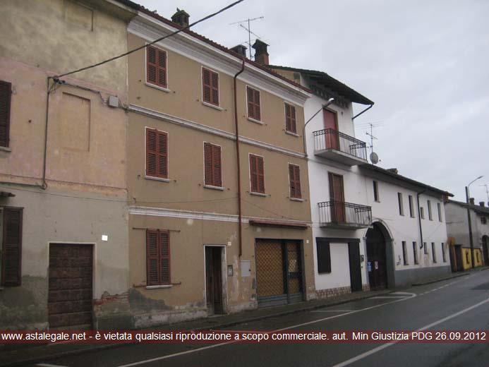 Alagna (PV) Via Vittorio Veneto 101/109/115