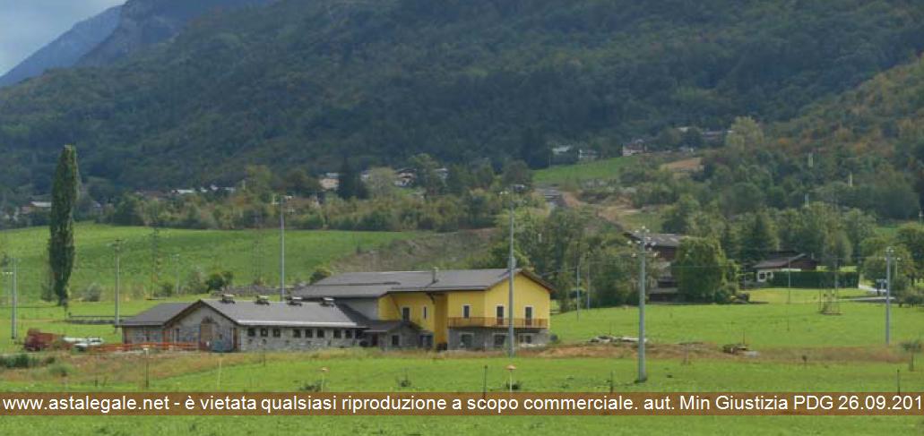 Saint-marcel (AO) Localita' Prarayer