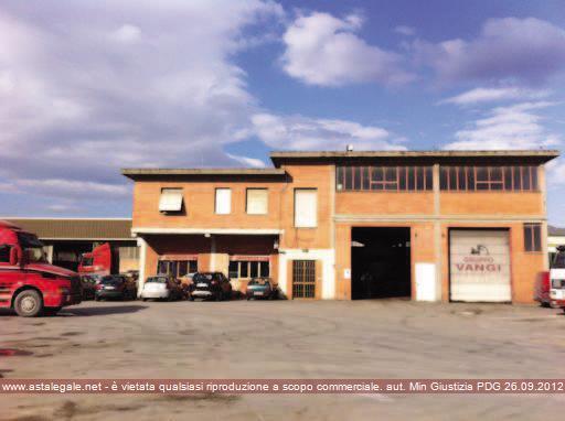 Calenzano (FI) Via D. Alighieri 2