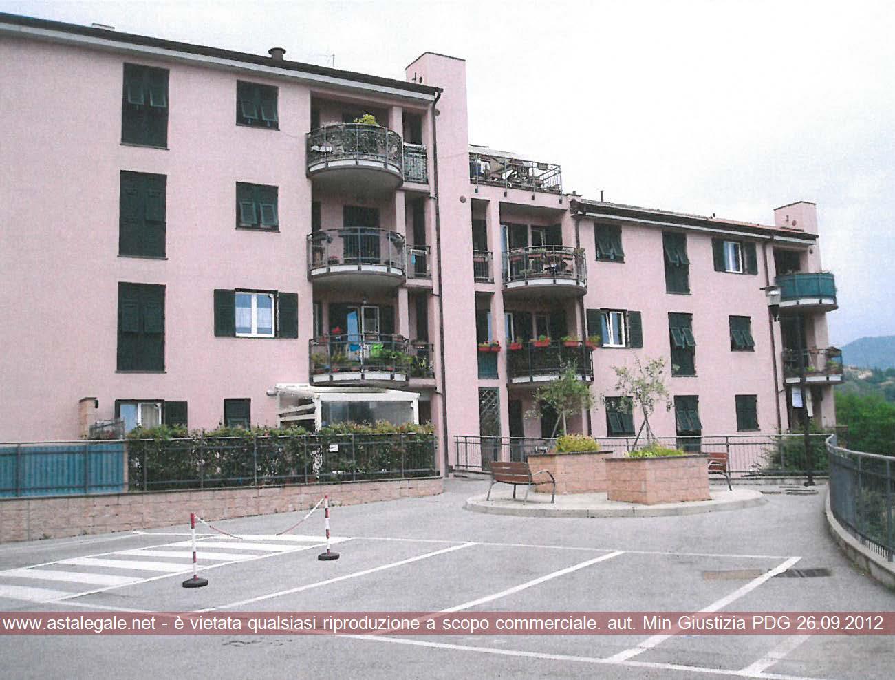 Genova (GE) Sez. Sampierdarena - Via San Biagio di Val Polcevera 20/H