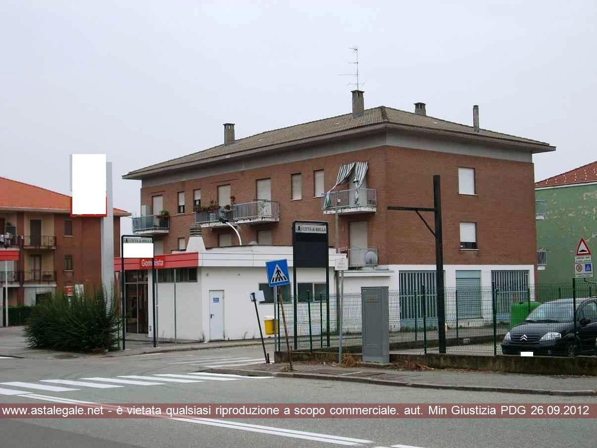 Biella (BI) Via Clemente Vercellone 3