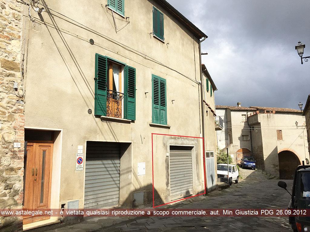 Sinalunga (SI) Frazione Scrofiano - Via Umberto I 6